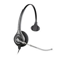 Plantronics HW251 SupraPlus Headset w/ Voice Tube