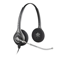 Plantronics HW261 SupraPlus Headset w/ Voice Tube