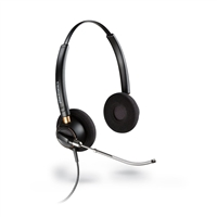 Plantronics EncorePro HW520V Headset w/ Voice Tube
