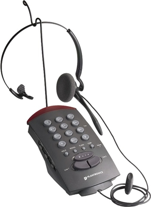 Plantronics T10 Telephone & Headset