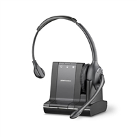 Plantronics Savi W710 Monaural Wireless Headset (Phone + PC + Mobile)