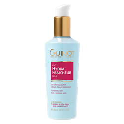 Guinot Lait Hydra Fraicheur All Skin - Refreshing Cleansing Milk