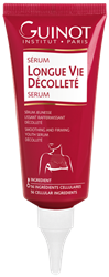 Guinot Longue Vie Decollete Serum- New!