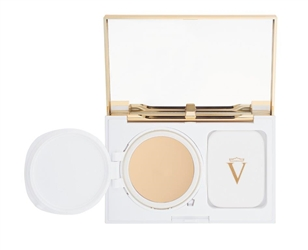 Valmont Perfecting Powder Cream Fair Porcelaine - New!