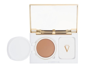 Valmont Perfecting Powder Cream Warm Beige - New!