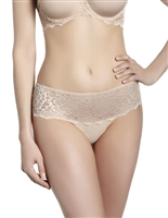 Gorgeous Neutral Lace Shorty