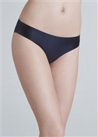 Black microfibre brief