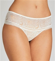 Ivory Lace Shorty