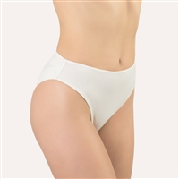 Premium ivory bikini brief made out of a beautifully soft microfibre