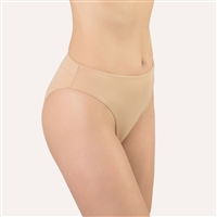 Premium nude bikini brief made out of a beautifully soft microfibre