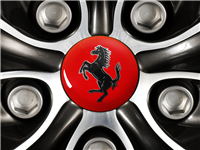 Ferrari Wheel Cap Kit