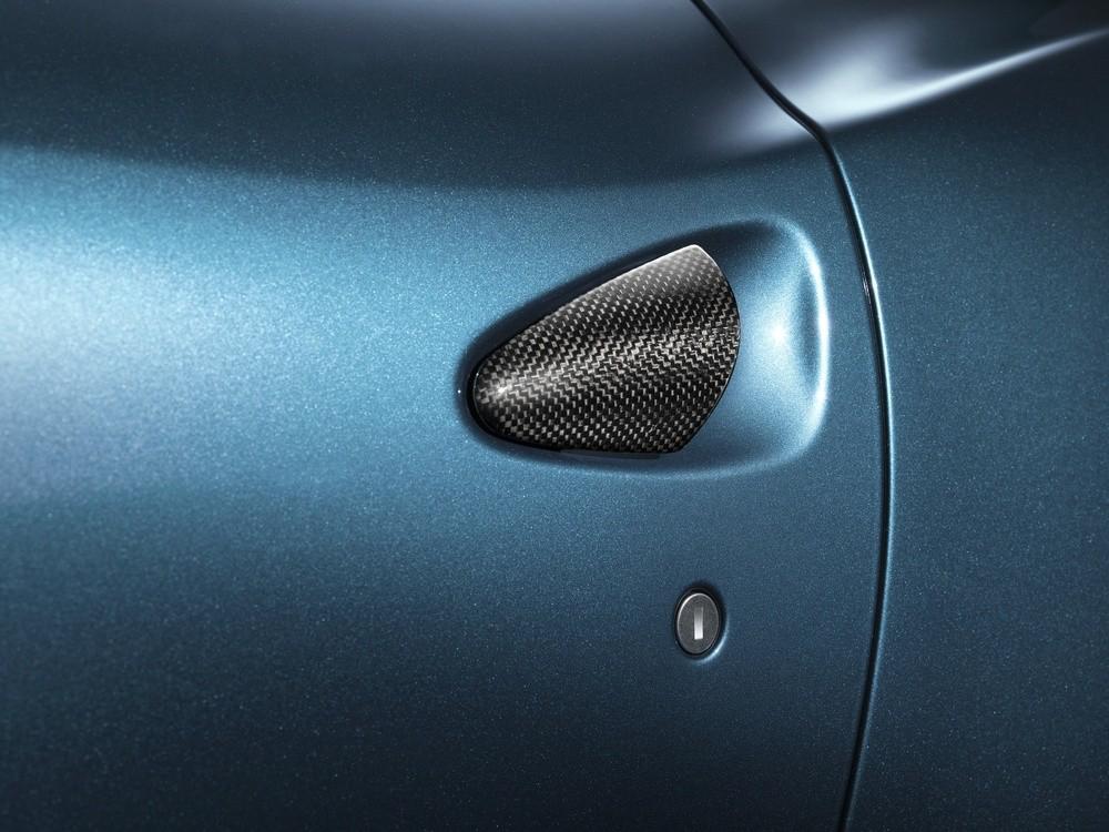 Ferrari 70001670 Carbon Fiber Door Handle Kit