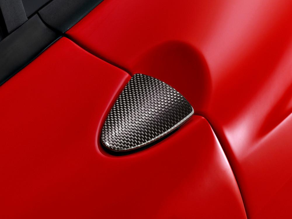150aa61818b4 Ferrari F430 Carbon Fiber Door Handle Kit