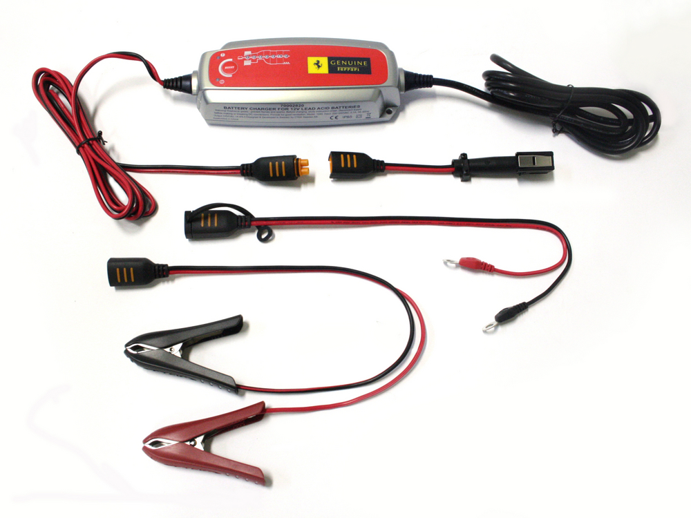Ferrari California T Battery Charger Conditioner Trickle Charger