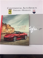 Official Ferrari Portofino Brochure