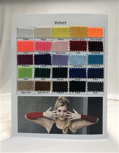Color Card (Velvet)