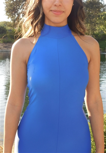 Mock Neck Unitard (Lycra)
