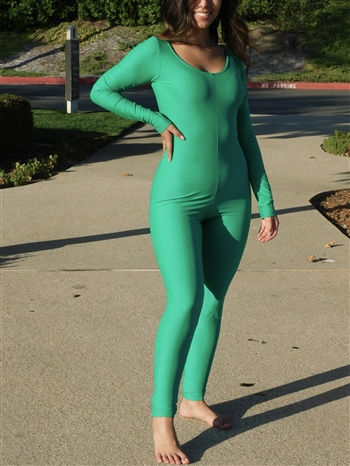 Unitard (Shiny Lycra)