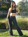 Wide Leg Dance Pants (Lycra)