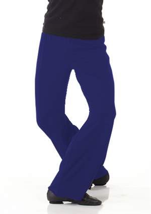 Navy Boys Dance Pants (Lycra)