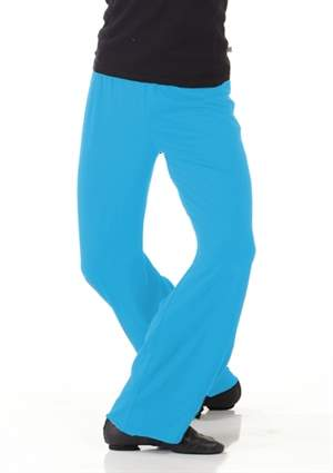 Turquoise Boys Dance Pants (Lycra)