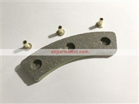 752-338 brake lining Piper Aircraft NEW