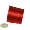 1mm red Satin Bead Cording