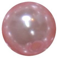 10mm Baby Pink Faux Pearl Beads sold individually