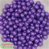10mm Bulk Pink Acrylic Faux Pearls sold in 475pc
