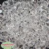 12mm Clear Abacus Acrylic Beads