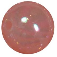 12mm Acrylic Coral bubble Bead