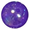 12mm Purple Bubble Bead Acrylic Bubblegum Beads