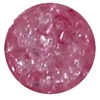 12mm Pink Crackle Beads sold individually