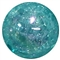 12mm Turquoise Crackle Bead