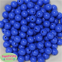 12mm Royal Acrylic Beads 40 pc