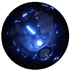 14mm Royal Blue Pearl