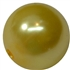 14mm Yellow Pearl