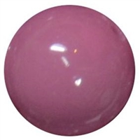 14mm Mauve Acrylic Bubblegum Beads