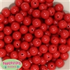 14mm Red Acrylic Beads
