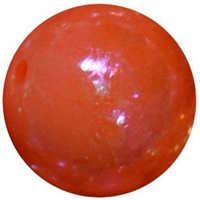 16mm Orange Miracle Bead