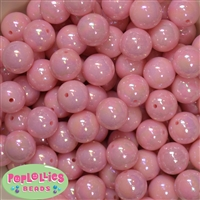 16mm Pink Miracle Beads