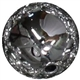 16mm Silver Mirror Bead