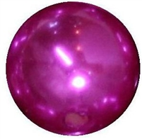 16mm Bright Pink Pearl