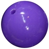 16mm Medium Purple Acrylic Bubblegum Beads