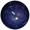 16mm Navy Blue Solid