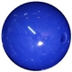 16mm Royal Blue Acrylic Bubblegum Beads