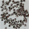 Silver Crimp Tubes 2mm