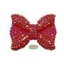 28mm Red Bling Bow
