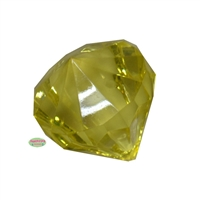 Small Yellow Gem Pendant