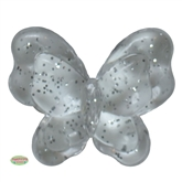 35mm Clear Butterfly Bead